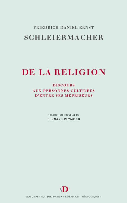 De la Religion