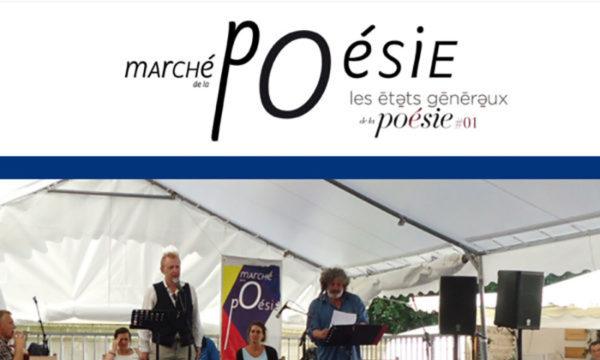 Marché de la Poésie